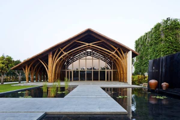 Bambus Architektur