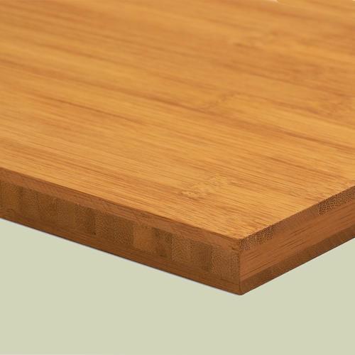 bambusplatte 16mm karamell horizontal