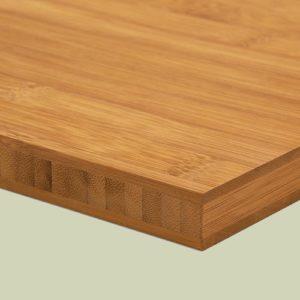 bambusplatte 20mm karamell horizontal