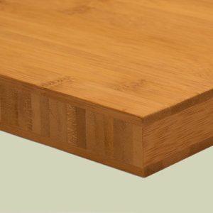 bambusplatte 30mm karamell horizontal