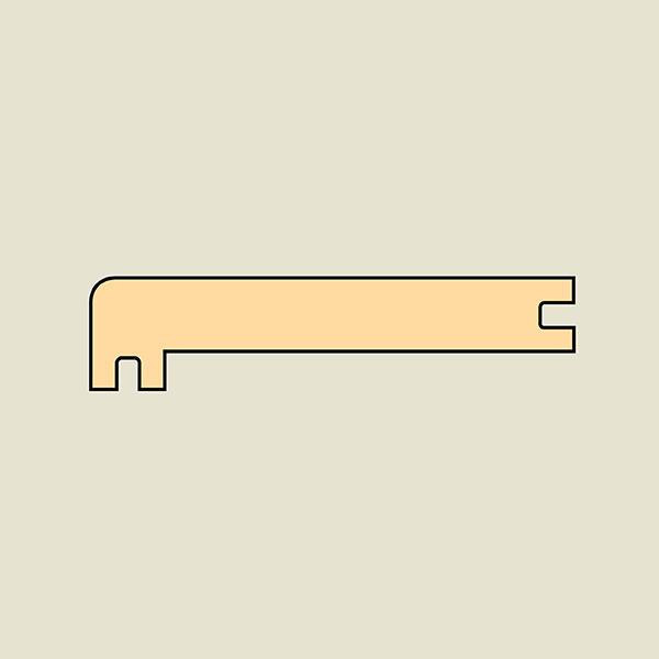 moso treppenkantenprofil bn-pp309